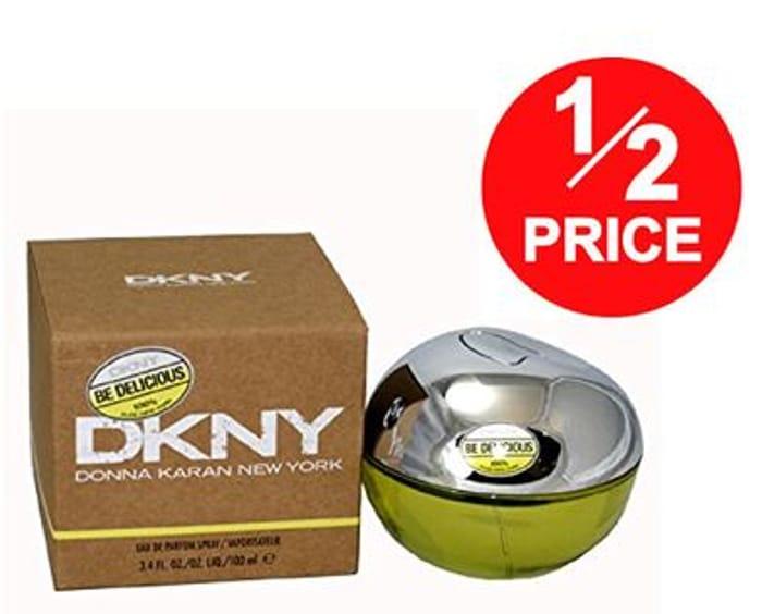 DKNY Be Delicious Eau De Parfum - 100 Ml ***4.6 STARS***