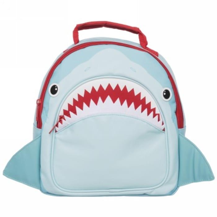 WHSmith Blue Shark Lunch Bag - Save £4