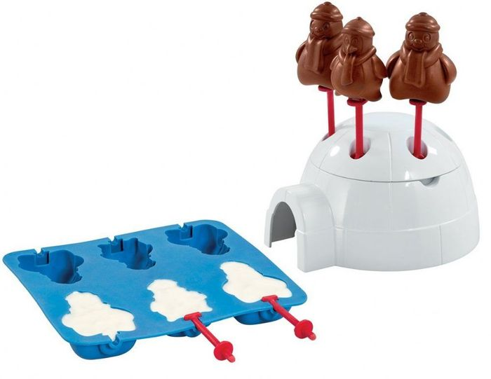 Mr Frosty Kids Fun Chocolate Choc Ice Maker Kit