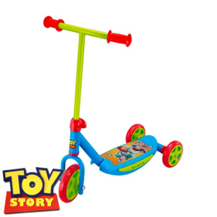 Toy Story: 3 Wheel Scooter Instore And Online - Save £10