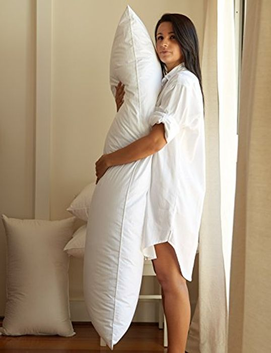 Body Support Pillow - Great for Pregnancy