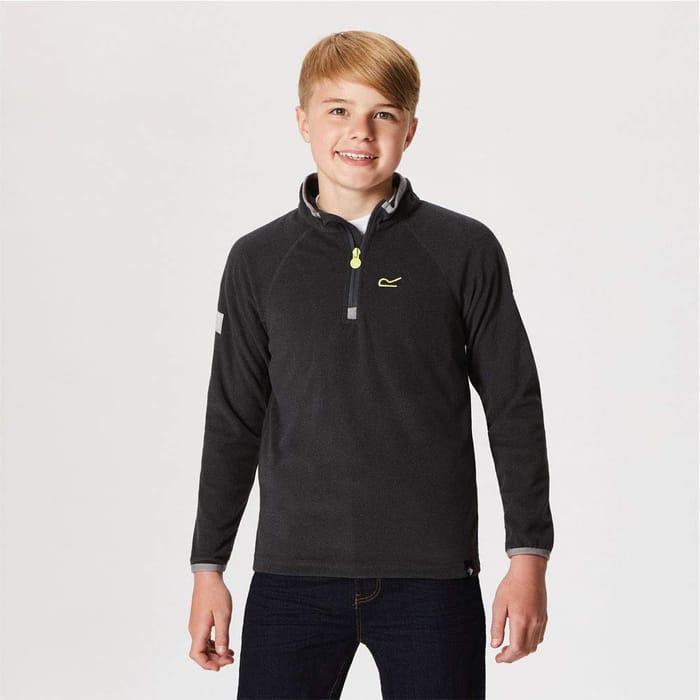 Bargain! Regatta Children's Loco Half-Zip Fleece Size 15-16 Years- (Add-On)