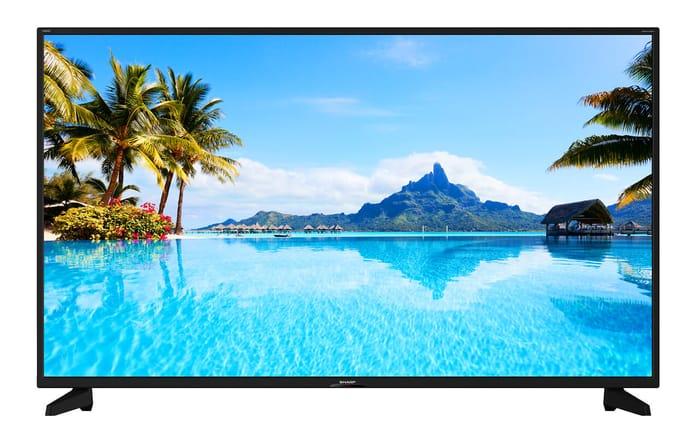 Sharp LC-50UI7422K 50 Inch 4K UHD Smart LED TV £299.98 at Costco