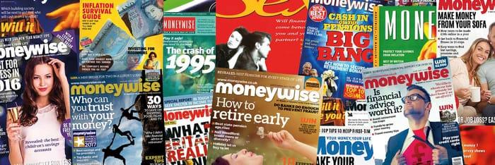 Free Copy of Moneywise Magazine (Worth £3.95)