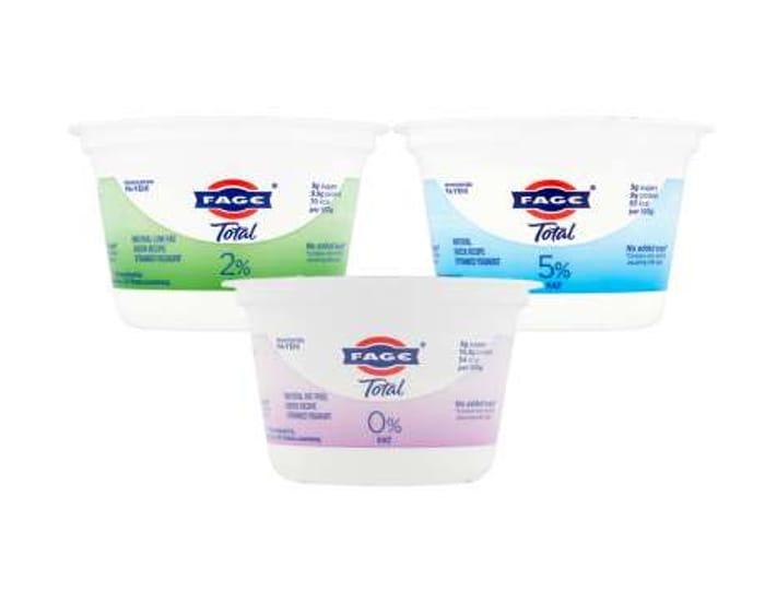 FREE FAGE Total Greek Yoghurt 170g