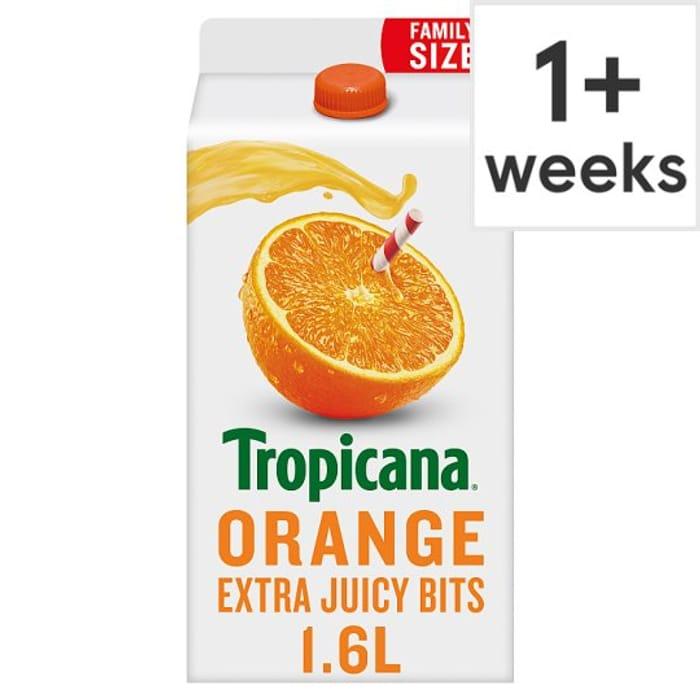 Tropicana Pure Premium Original Orange Juice 1.6L