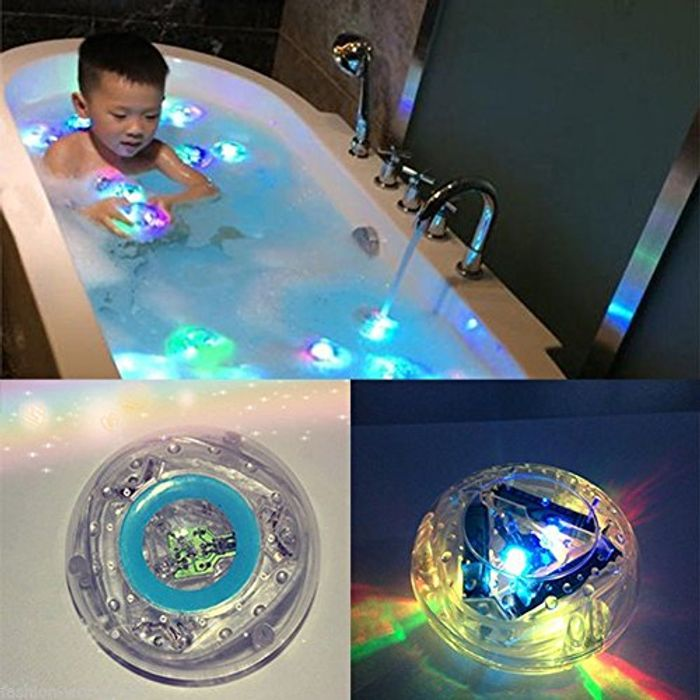 Kids Bath Water LED Light with Free Delivery