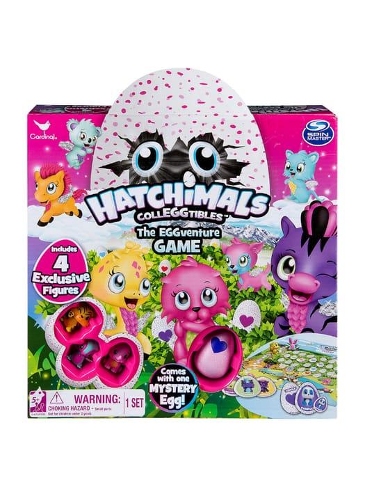 Hatchimals Colleggtibles - the EGGventure Game save £15
