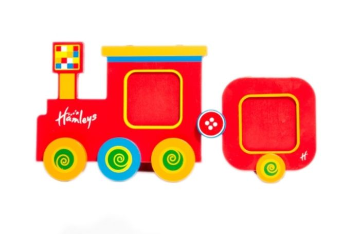Hamleys Animal Train with Car - HALF PRICE