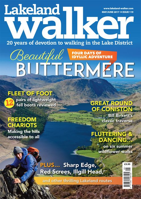 Free Copy of Lakeland Walker Magazine