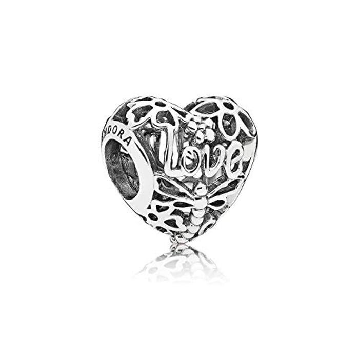 Pandora Women Silver Bead Charm (797046) - save 22% at Amazon