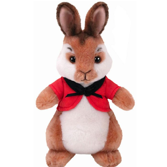 TY Beanie Babies Peter Rabbit FLOPSY - 20 Cm Plush Toy