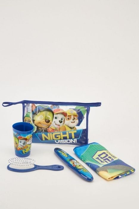 Set of 5 Kids Night Vision Travel Bag