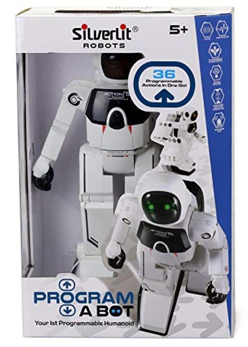 Programmable Humanoid Robot Toy - Program a Bot