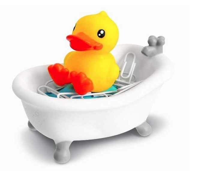 Duck Bath - Paper Clip Desk Tidy for £1.99