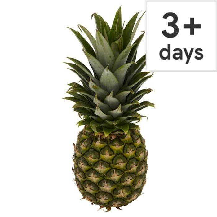 Half Price on Tesco Pineapple