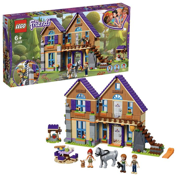 LEGO 41369 Friends Mia's House Set - 25% Off Only £44.97