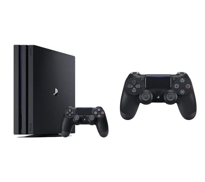 SONY PlayStation 4 Pro & DualShock 4 V2 Wireless Controller Bundle-1 TB £349