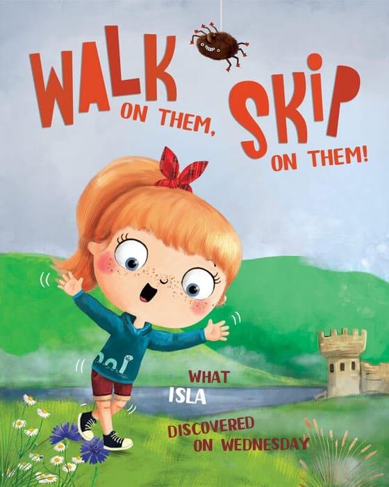 Free Personalised Kids Book (Worth £12.99)
