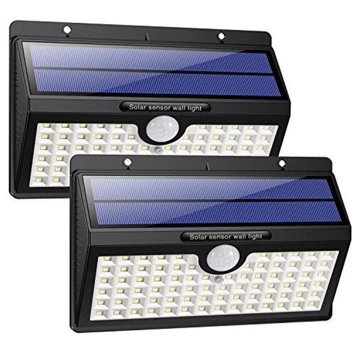 Stack Deal. 78 LED Solar Lights X 2