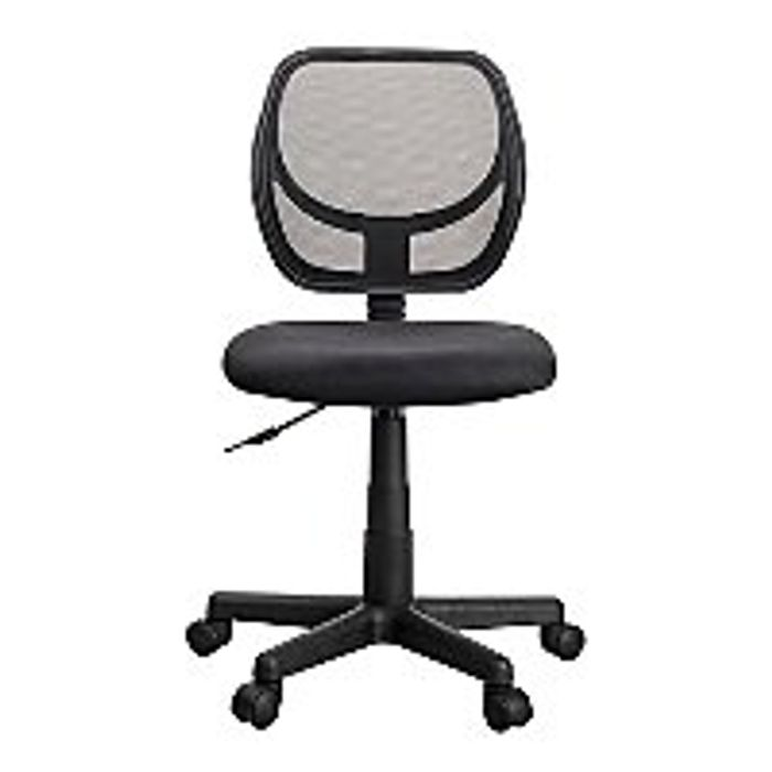 Black Mesh Office Chair - 60% Off