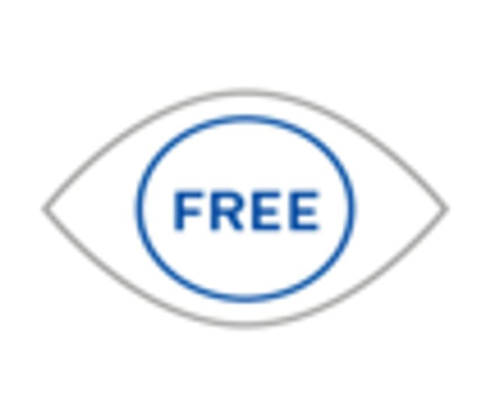 Free Daily Lenses (Worth £8)