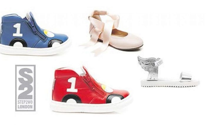 £200 to Spend on Children Shoes
