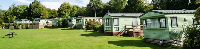 20% off Caravan Holidays at Fell End