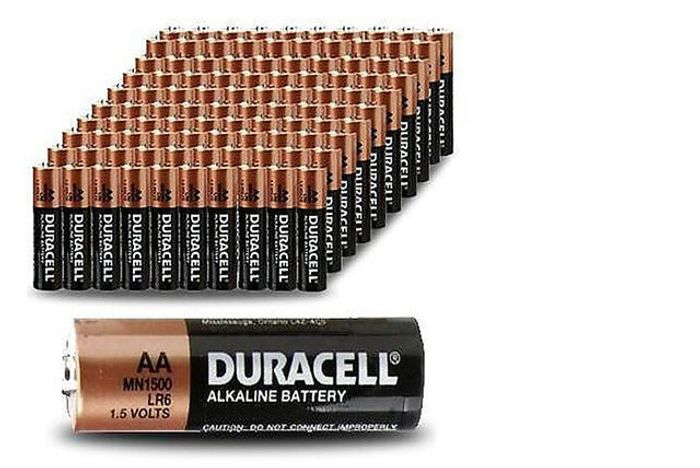 Multi-Pack of Duracell Batteries AA & AAA from £6.99
