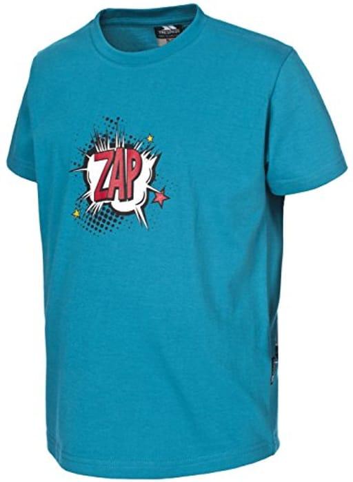 Trespass Boy's Zap T-Shirt - 70% Off