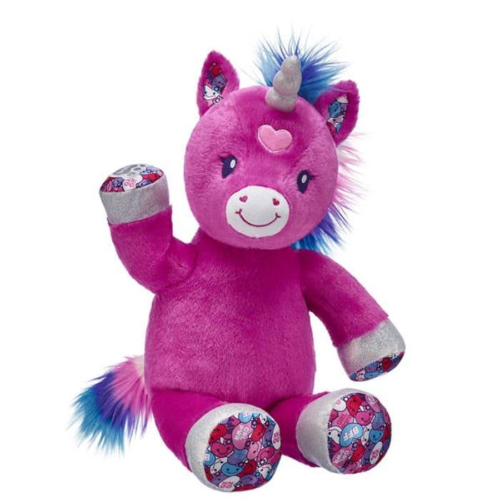 Candy Hearts Unicorn - Save 8.10