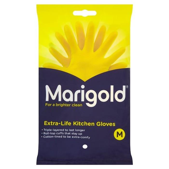 Marigold Extra Life Gloves Kitchen