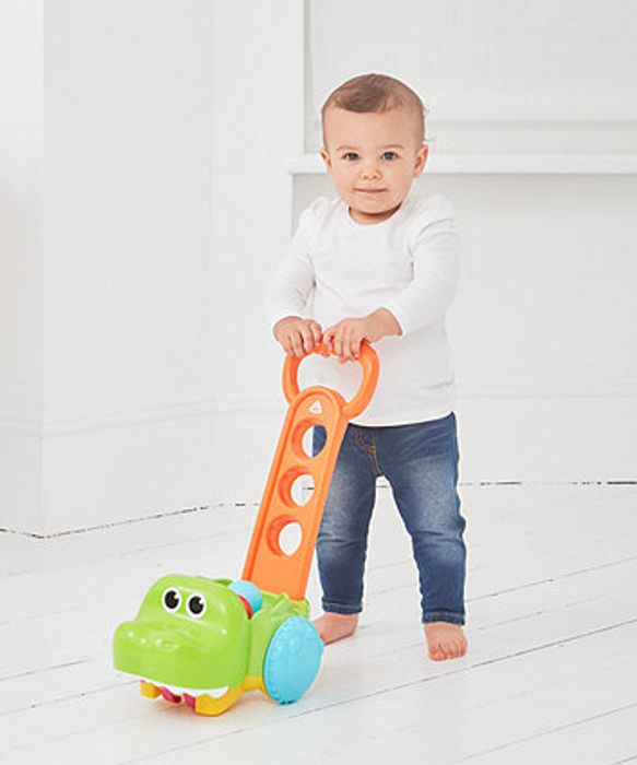 Push and Pop Croc at Mothercare Down From £25 to £10