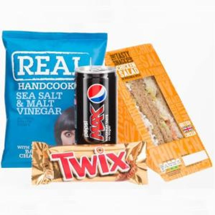 New Poundland Meal Deal Only £2!