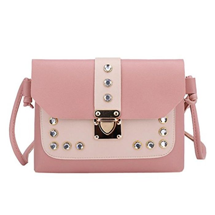 Rhinestone Shoulder Bag