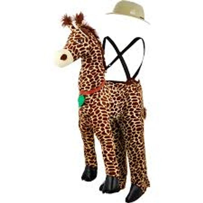 Dream Play Imagine Step in Giraffe Costume