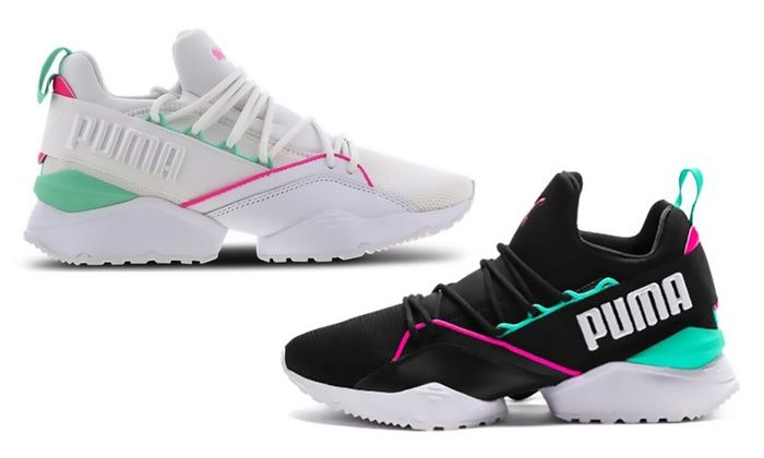 Puma Muse Maia Street Sneakers Only £38.99