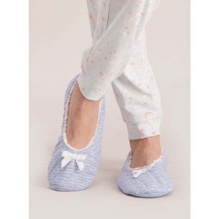 Argos Tu Ladies Ballerina Slippers