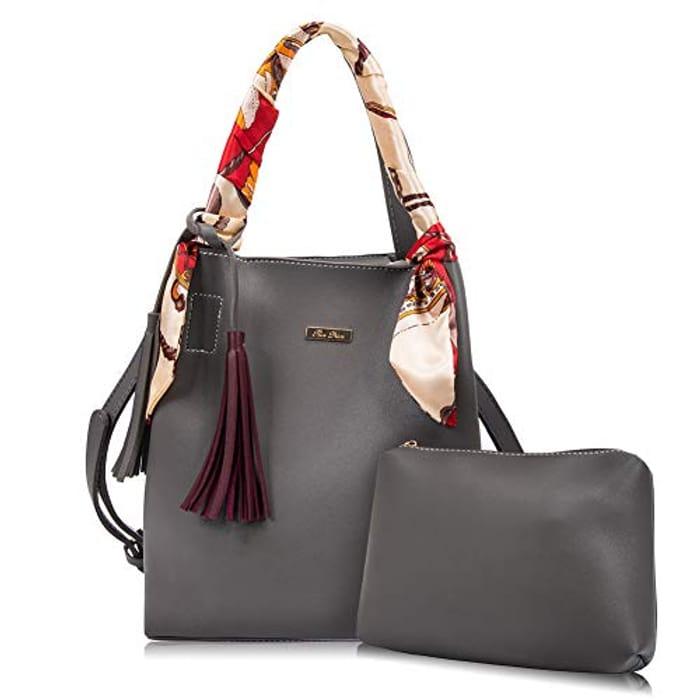 Retro Bucket Bag