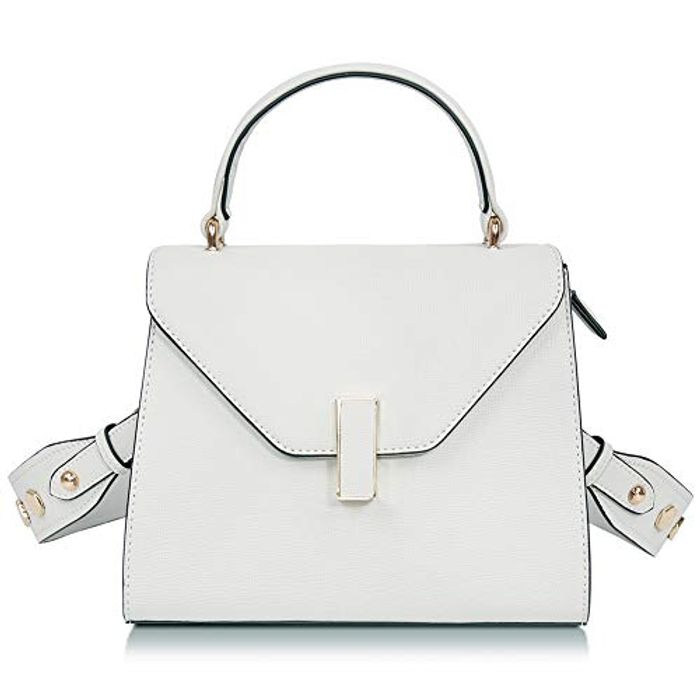 White Crossbody Purse With Prime Delivery