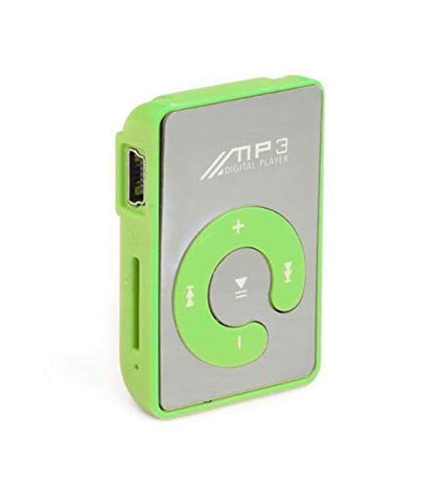 Pongaps USB Mini Mirror Clip Mp3 Sport Music Player Only £2 Deliverd