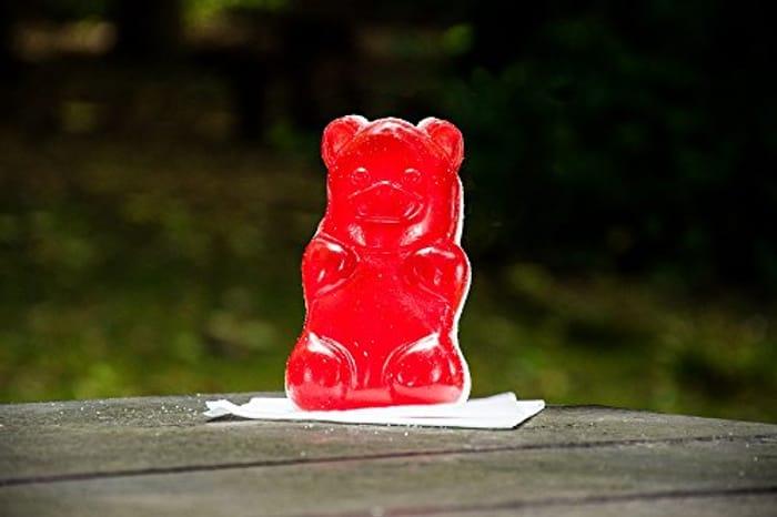 Jumbo Jelly Gummy Bear (18cm, 400g) Hugely Reduced