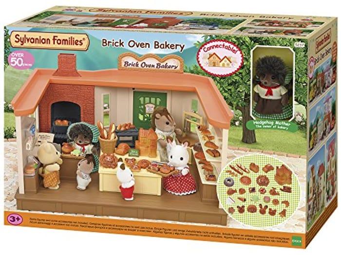 Bargain! Sylvanian Families Brick Oven Bakery Set at Amazon