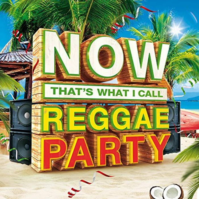 NOW That's What I Call Reggae Party Box Set (3 Discs) ***4.6 STARS***