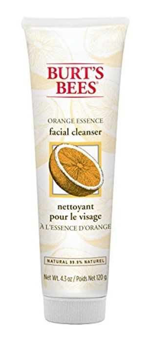 Burt's Bees Orange Essence Facial Cleanser, 120g [Packaging May Vary]
