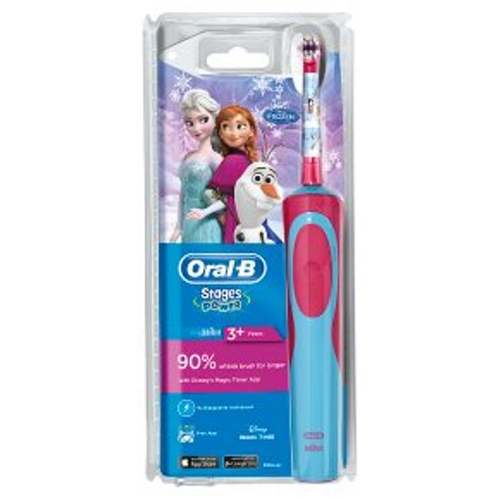 Oral B Stages Power Frozen Toothbrush