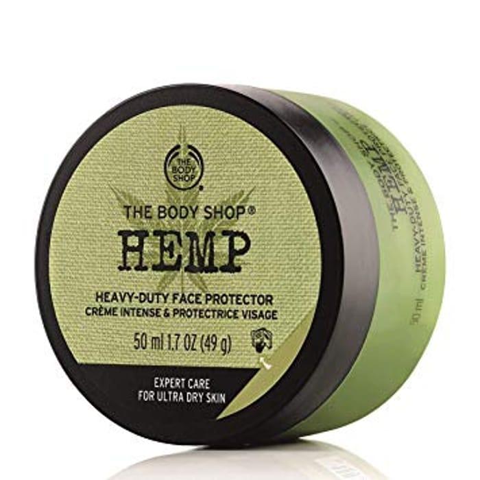Free Hemp Moisturiser Cream