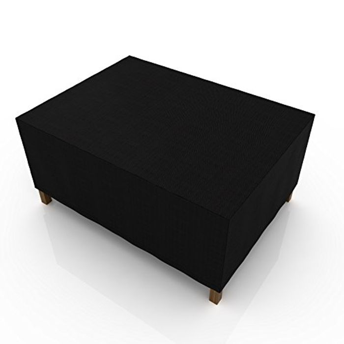Outdoor Garden Furniture Cover, Lounge Table Black (109.2 * 80.34 * 42.12') £6