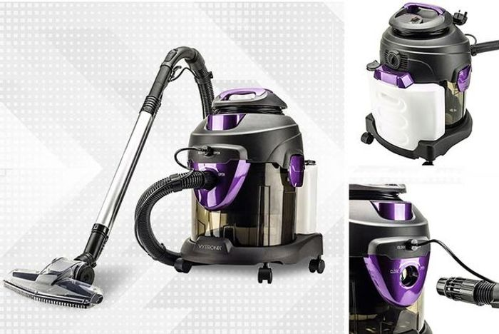 4-in-1 Wet & Dry Vacuum Cleaner, Carpet Washer & Blower