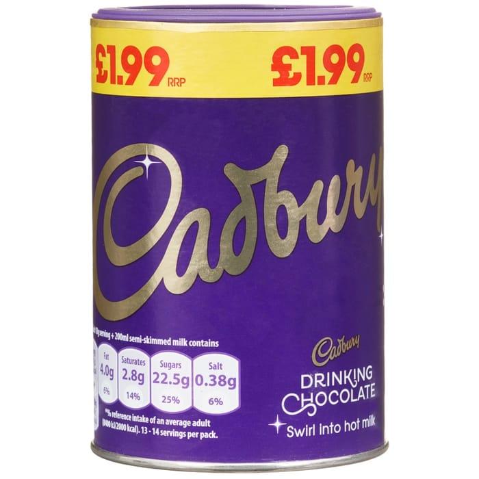 Cadbury Hot Chocolate 250g